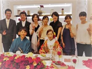 松倉結婚式